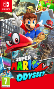Super Mario: Odyssey [US] [Pre-owned]