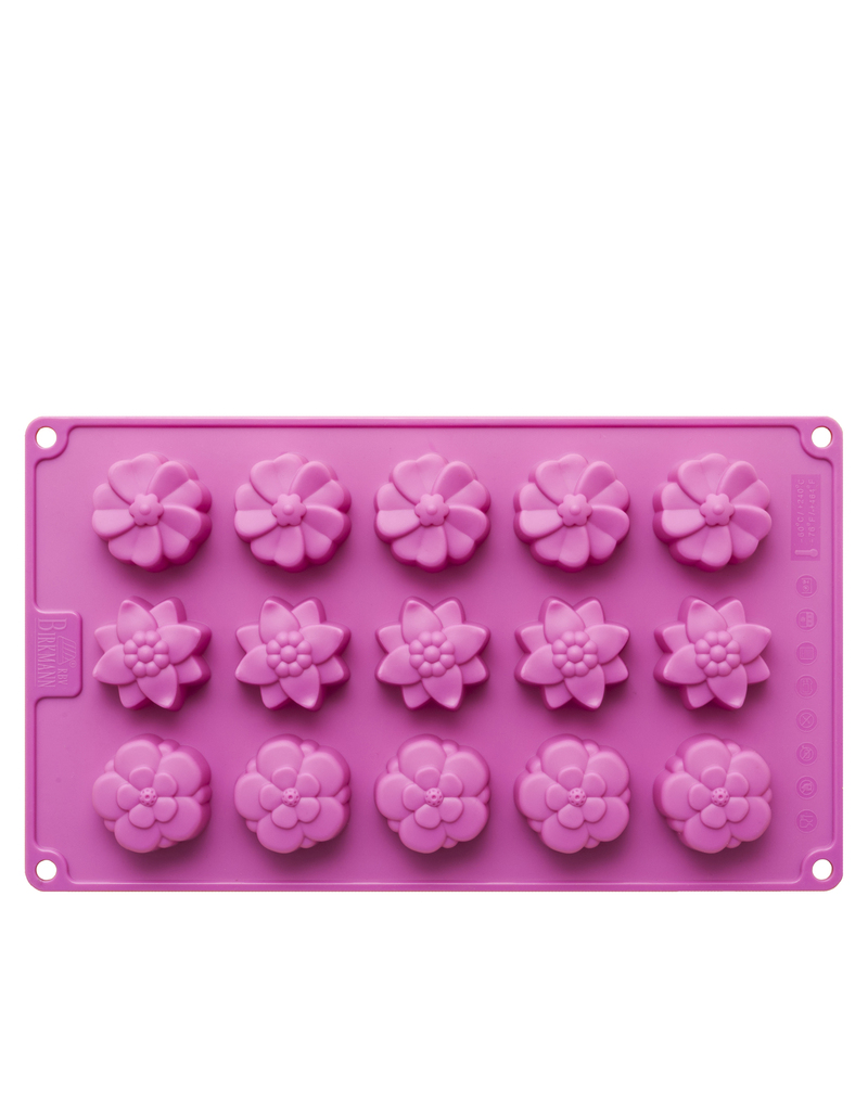 Birkmann Millefleur Silicone Mould Small