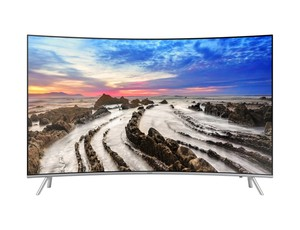 "Samsung 55"" Flat UHD LED Smart TV MU8500 Series"