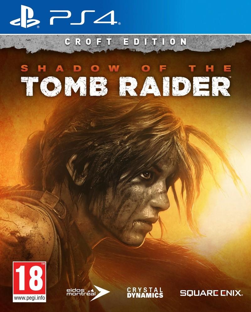 Shadow Of The Tomb Raider Ps4 Games Ps4 Gaming Virgin Megastore