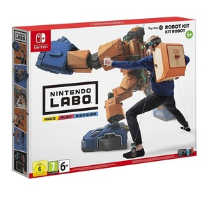 Nintendo Labo Robot Kit for Nintendo Switch