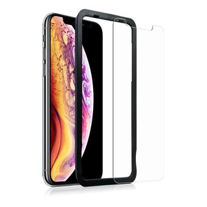 Baykron Ot-Ipc6.5-2D Clear Tempered Glass for iPhone 11 Pro Max