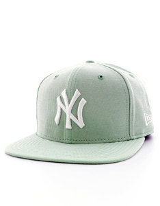 New Era Oxford Lights MLB NY Yankees Green Cap