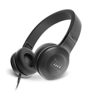 JBL E35 Black Headphones