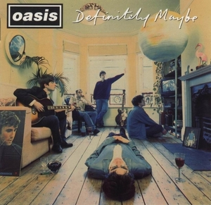 DEFINITELY MAYBE (GER)