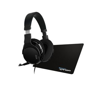 Roccat Noz Gaming Headset With Kanga Mini Mouse Pad