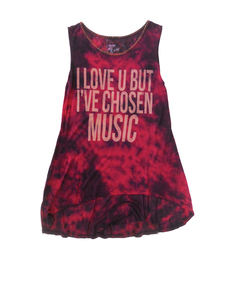 I Love U But You've Chosen Music Women's T-shirt