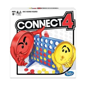 Hasbro Connect 4 Grid Game [English]