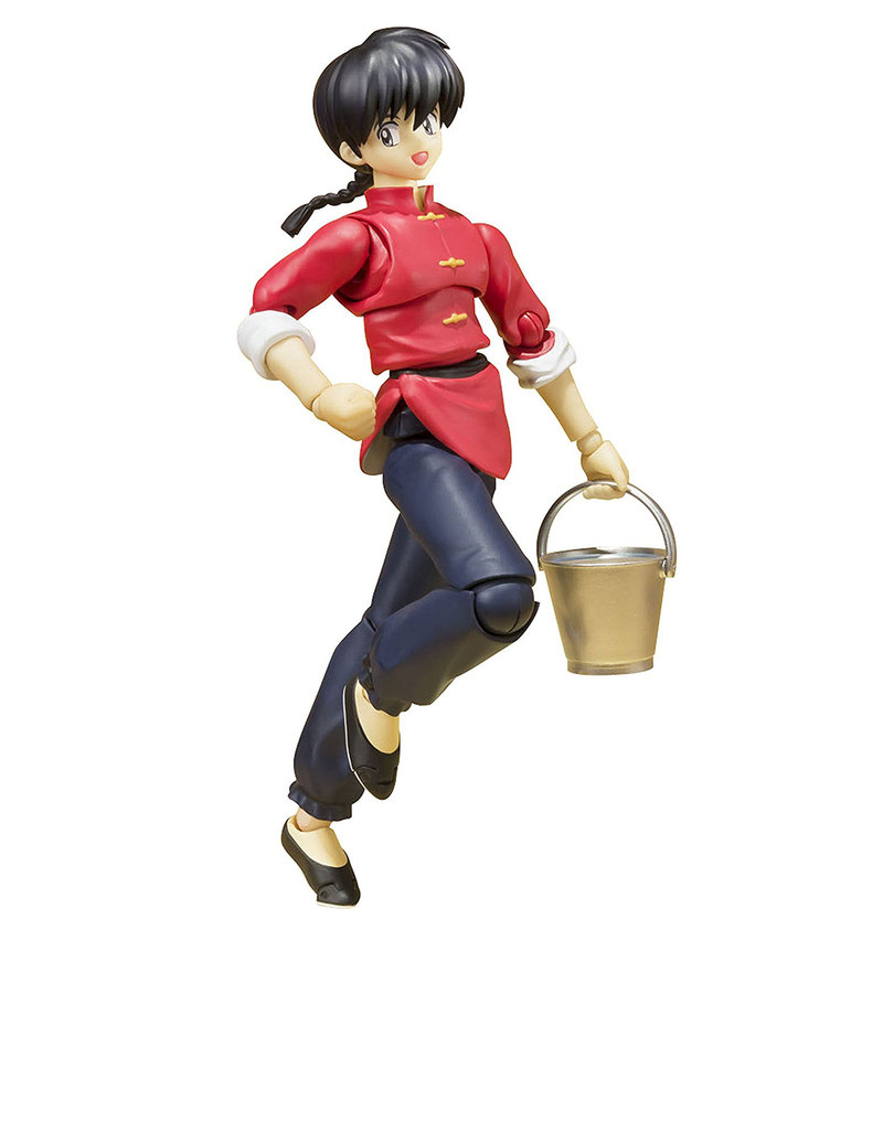 Men Toys Grown Ups : Bandai s h figuarts ranma saotome male figure