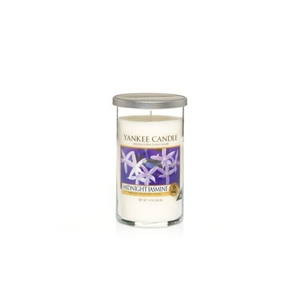 Yankee Candle Decor Medium Pillar Midnight Jasmine