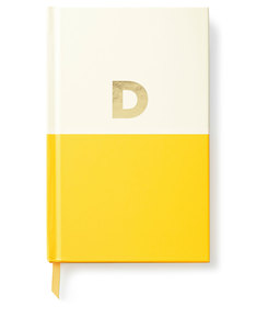 Kate Spade Dipped Initial Collection D Journal