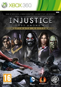 Injustice: Gods Among Us - Ultimate Edition [Pre-owned]
