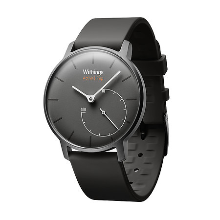 Withings Active Pop Shark Grey Watch