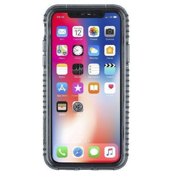 cheap for discount 8b70b d5e02 Cellular Line Bumper Case Black for iPhone X