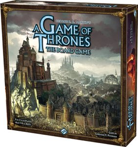 A Game Of Thrones: The Board Game [Second Edition]
