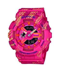 CASIO BA-110TX-4ADR BABY-G DIGITAL WATCH