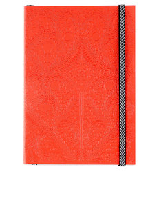 Libretto B5 Paseo Embossed Layflat Notebook Scarlet