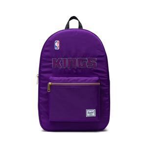 Herschel NBA Champions Collection Settlement Backpack Sacramento Kings Purple/Black/Purple