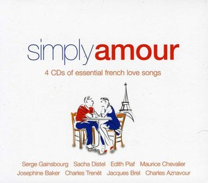 SIMPLY AMOUR (FRENCH LOVE SONGS) / VARIOUS (UK)