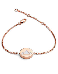 Chavin Rose Gold Earth Bracelet