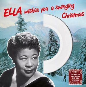 Ella Wishes You A Swinging Christmas Colour Vinyl