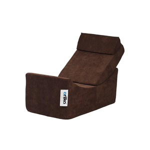 Ariika Bloxx Sabia Brown Lounge Chair
