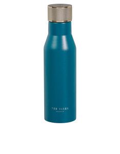 Ted Baker Knurled Lid Emerald Green Water Bottle