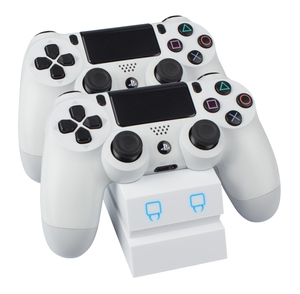 Venom Twin Docking Station White for PS4