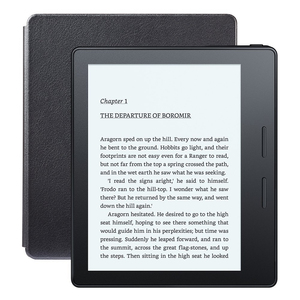 Kindle Oasis Ereader Black Wi-Fi Free 3G with Special Offer