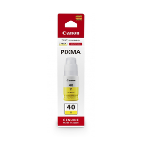 Canon G-Series Ink GI-40 Yellow Ink Cartridge