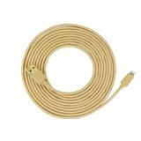 Zikko Reversible Braid Mfi Lightning Cable Gold 3M
