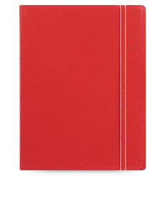 Filofax Classics Red A5 Notebook