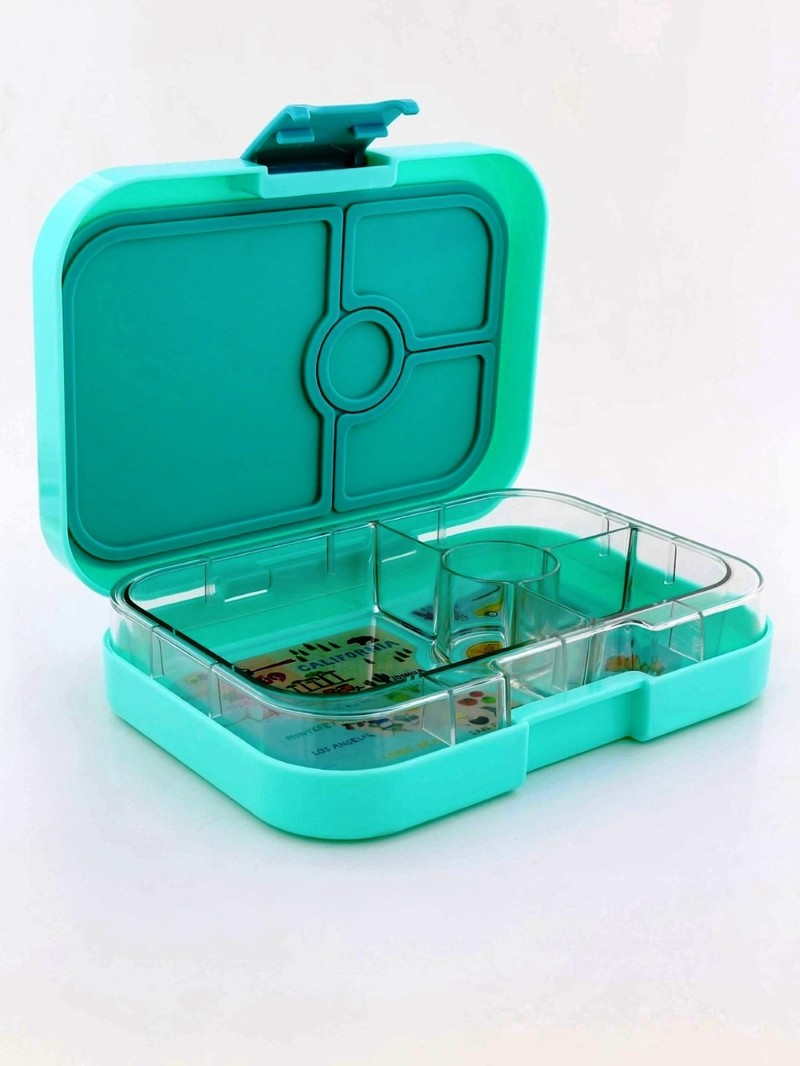 Yumbox Panino Lunchbox Surf Green [4 Compartments]