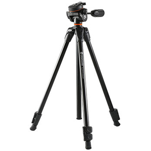 Vanguard ESPOD CX 203AP Aluminum-Alloy Tripod Kit with PH-23 Pan-and-Tilt Head