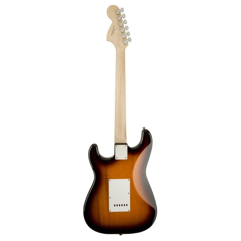 Squier by Fender Affinity Stratocaster Electric Guitar Brown Sunburst