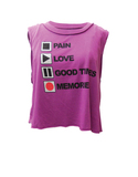 Pain Love Pik Women'S Xs