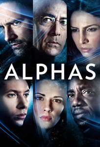 Alphas: Season 2 [4 Disc Set]