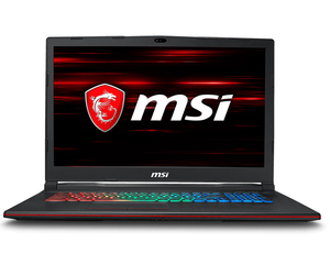 "MSI Gaming GP73 8RE Leopard 2.2GHz i7-8750H 17.3"" Black Notebook"