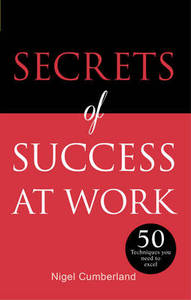Secrets Of Success At Work 50 Strategies To Excel Teachyourself