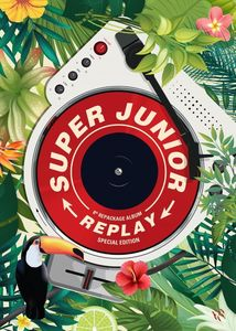 Vol.8 Repackage Replay [Kihno Album]