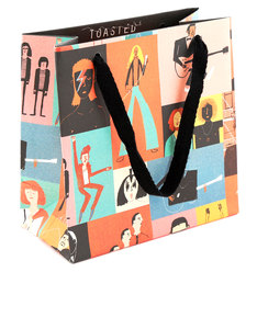 Ustudio Toasted Musicians Gift Bag Small