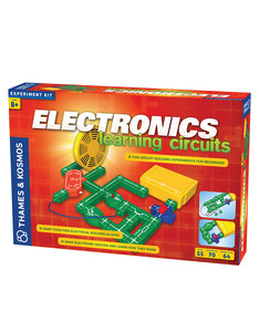 Thames & Kosmos Electronics Learning Circuits Project Kit