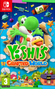 Yoshi's Crafted World [Pre-owned]