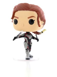 POP Avengers End Game Black Widow Team Suit Vinyl Figure