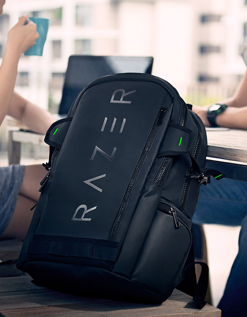 Razer Rogue Laptop Backpack Backpacks Cases Amp Bags