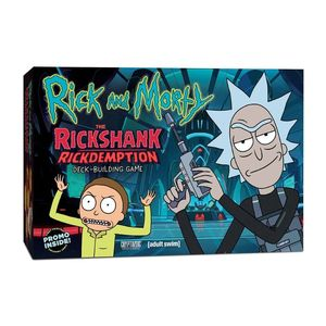 Rick And Morty: The Rickshank Redemption Board Game