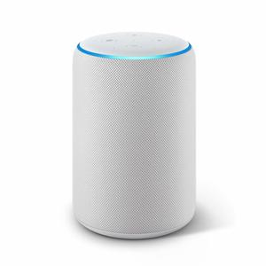 Amazon Echo Plus Sandstone Fabric [2nd Gen]