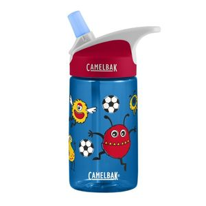 Camelbak Eddy Kids Soccer Monsters Rob Bottle 400ml