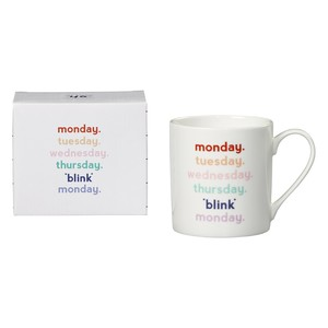 Yes Studio Monday Blink Mug