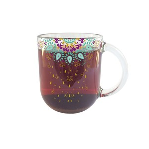 Joud Mandala Tea Glass